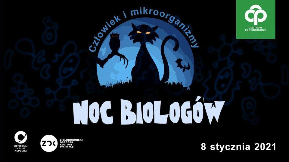 Zaproszenie na NOC BIOLOGÓW